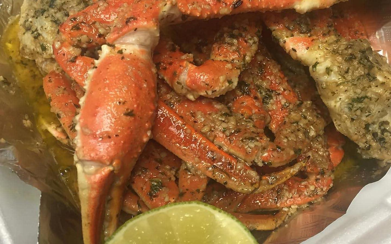 Crabman 305 Crabs