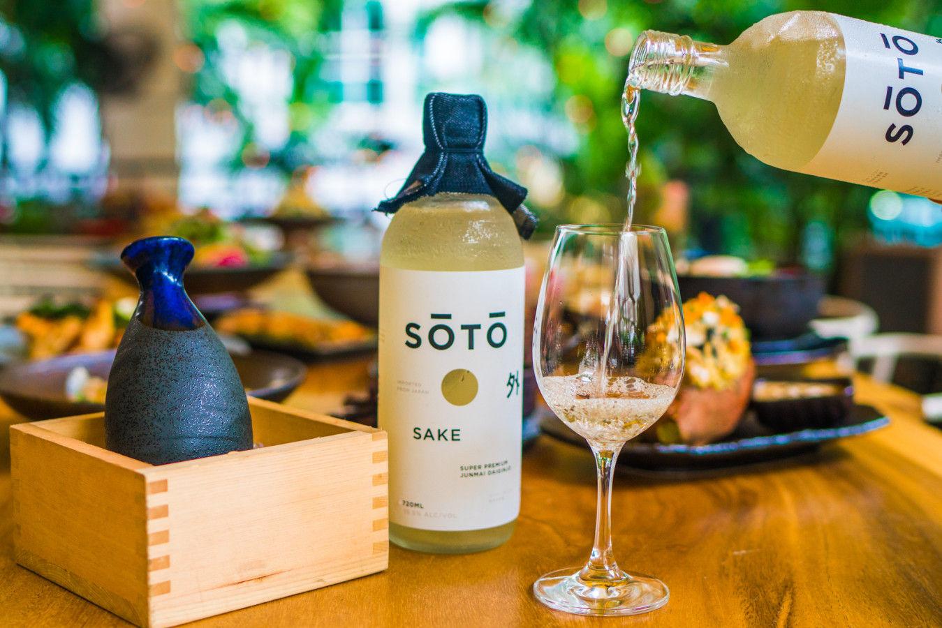 SOTO Sake