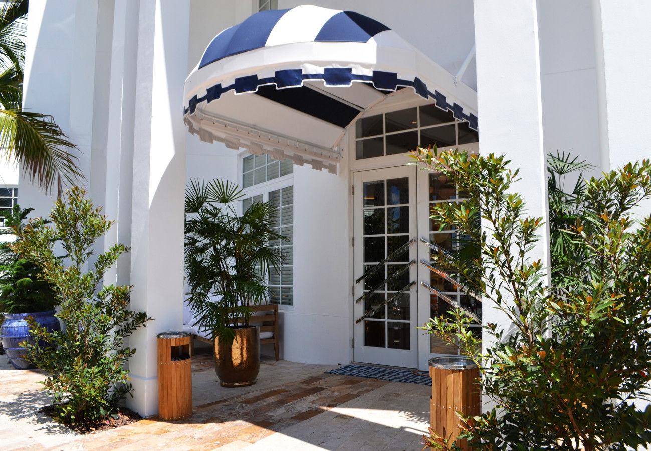 Oceanside Hotel Exterior
