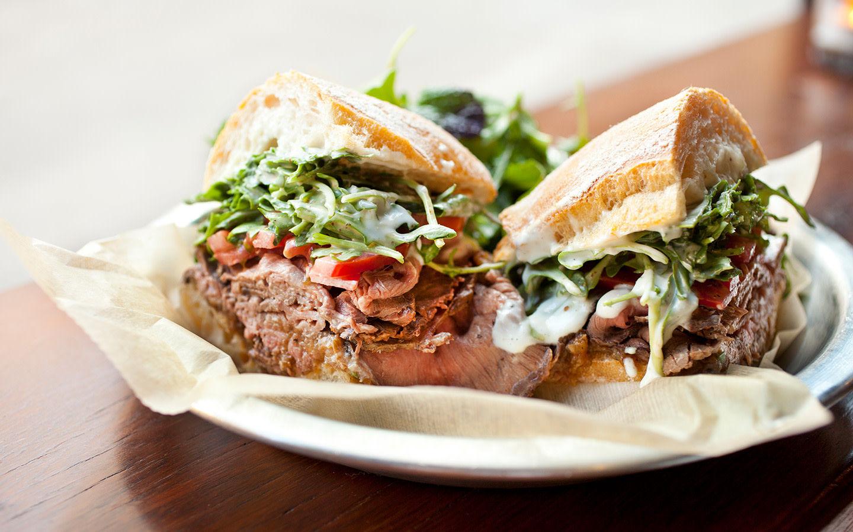 Deco Sandwiches & Burgers