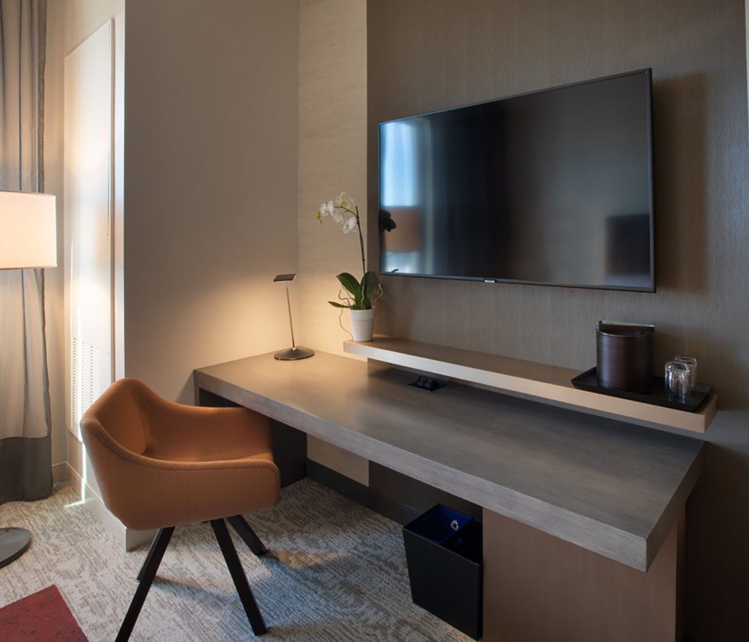 In-room Desk and Workspace