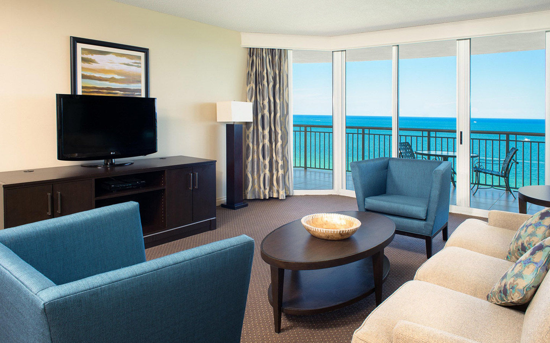 Guest Suite w/Balcony