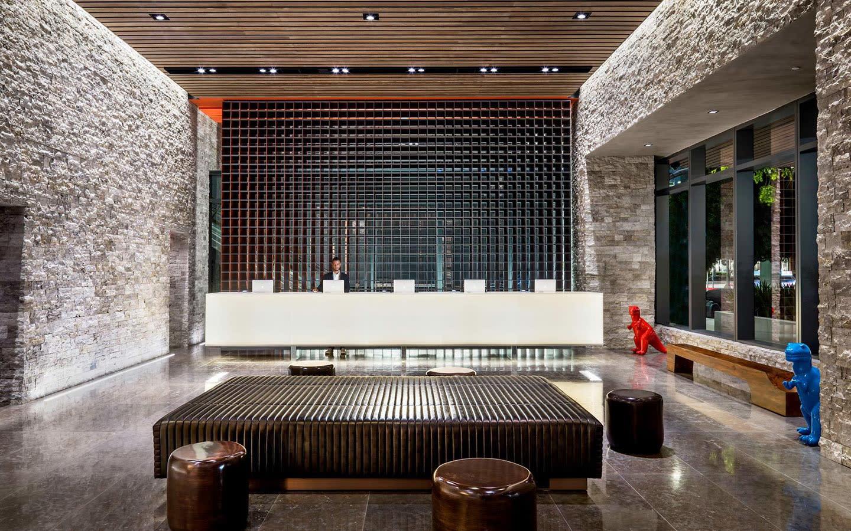 EAST, Miami Lobby