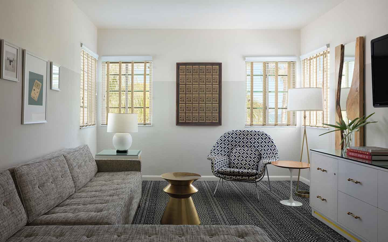 Ocean View Luxury Suite