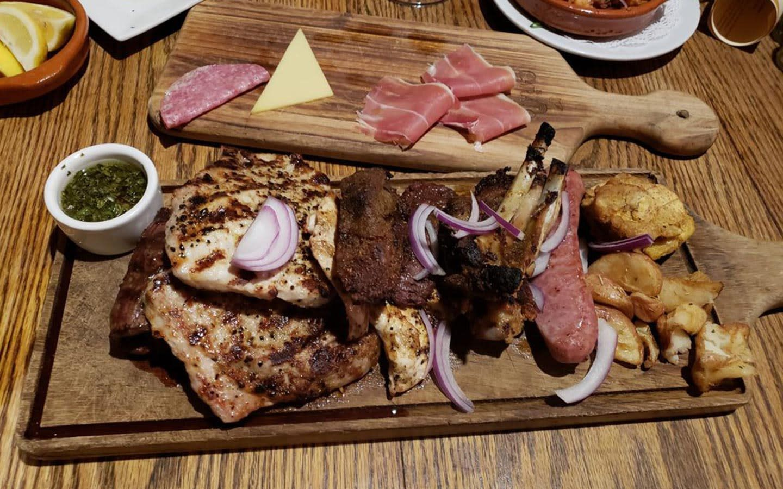 El Carajo International Tapas and Wines