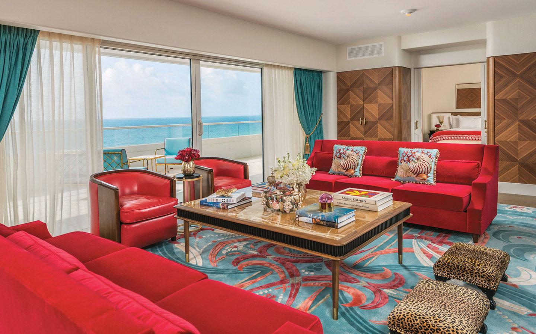 Faena Hotel Miami Beach Chambre d'amis