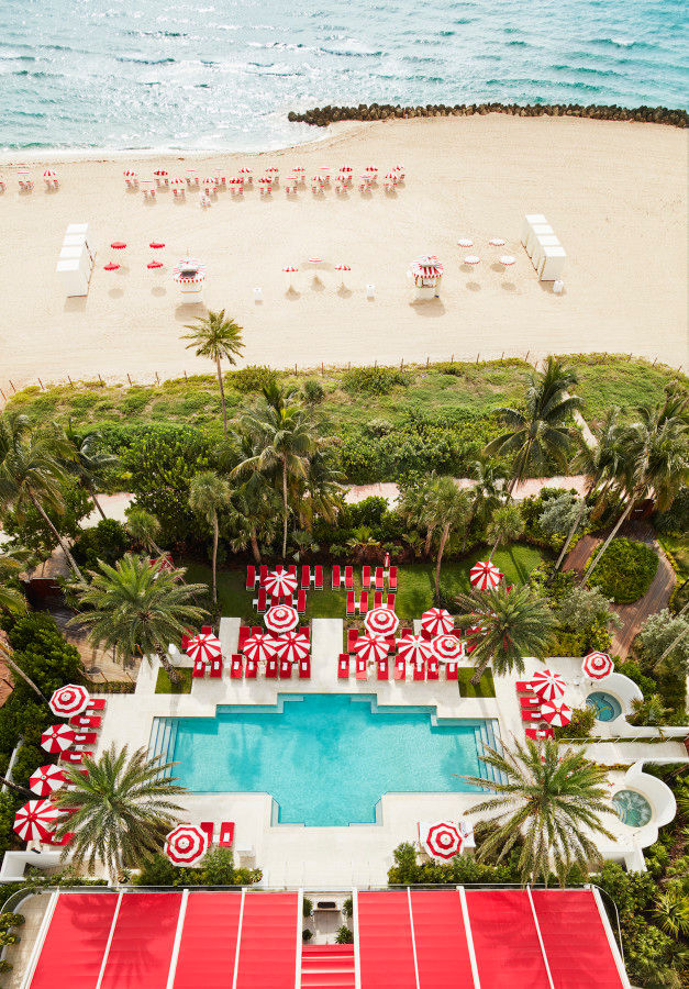Faena Pool & Beach