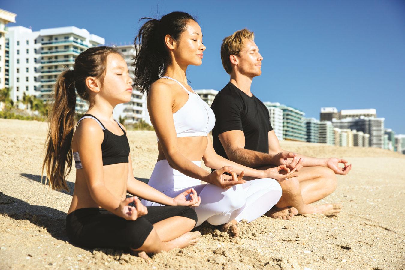 Find your beach Zen.