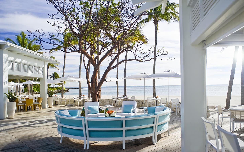 Beach Club Pavillion