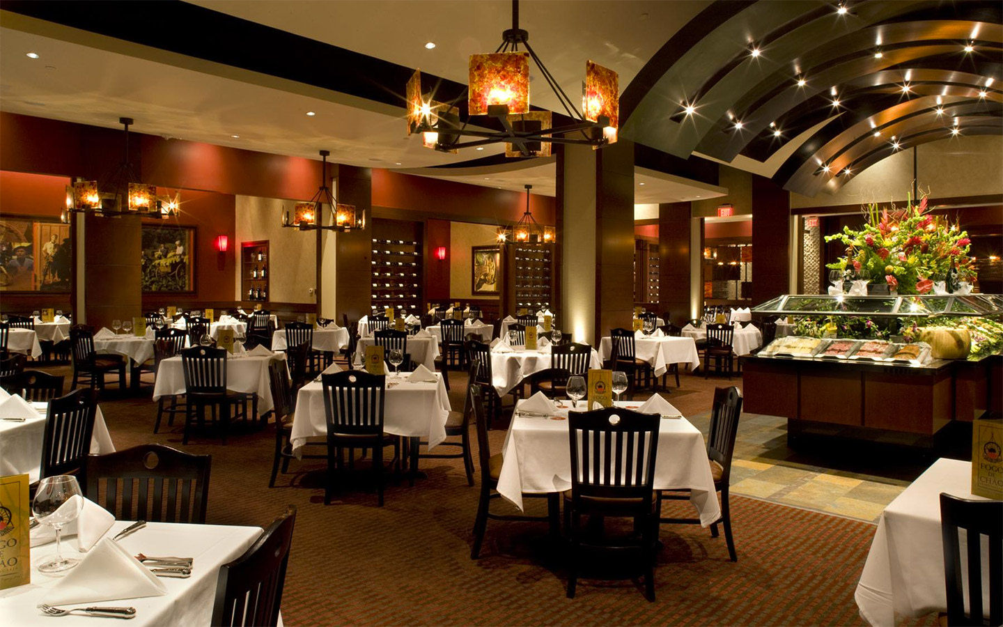 Fogo de Chao Main Dining Room