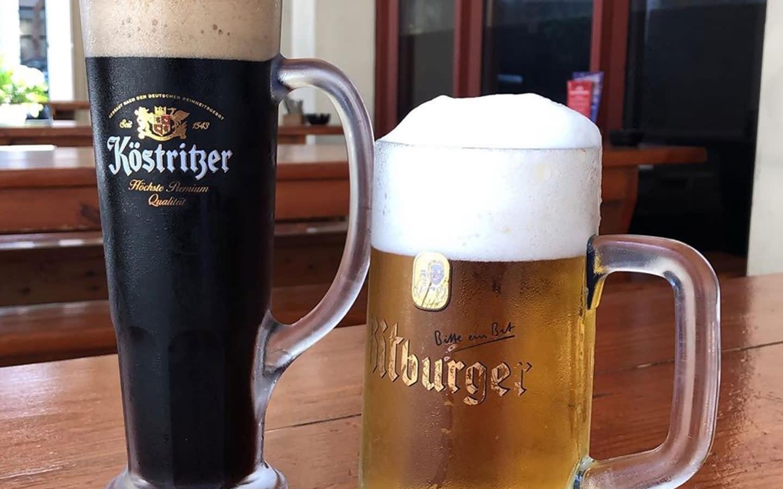Fritz & Franz Bierhaus Beer