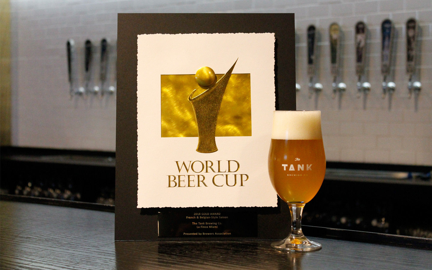La Finca Miami - World Beer Cup 2018 Gold Winner