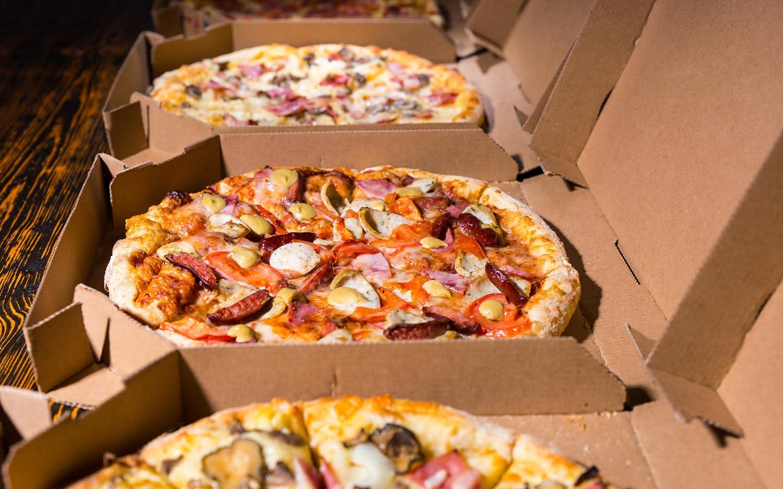 Grafa Pizza