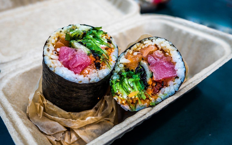 Doraku Izakaya and Sushi