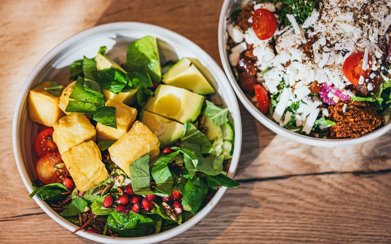 GreenEnvy Salad Bar