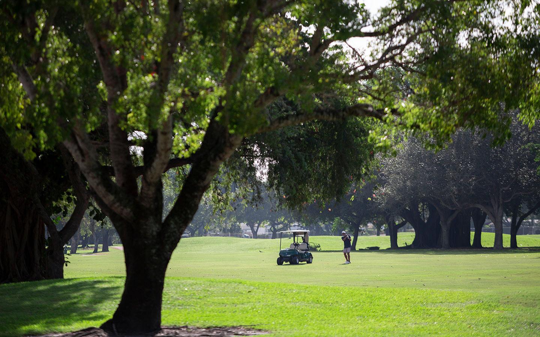 Greynolds Golf Course