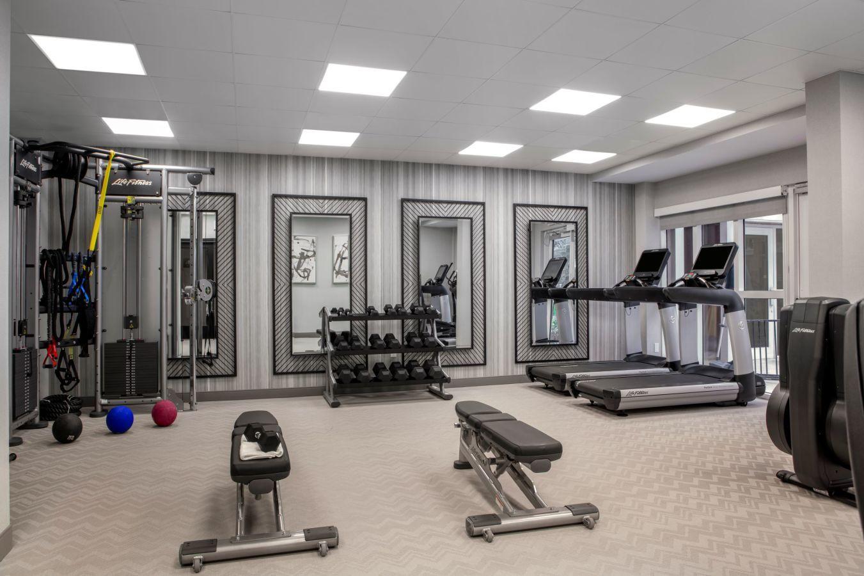 Fitness Room 24/7