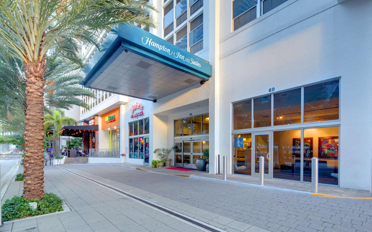 The best value located right on Brickell