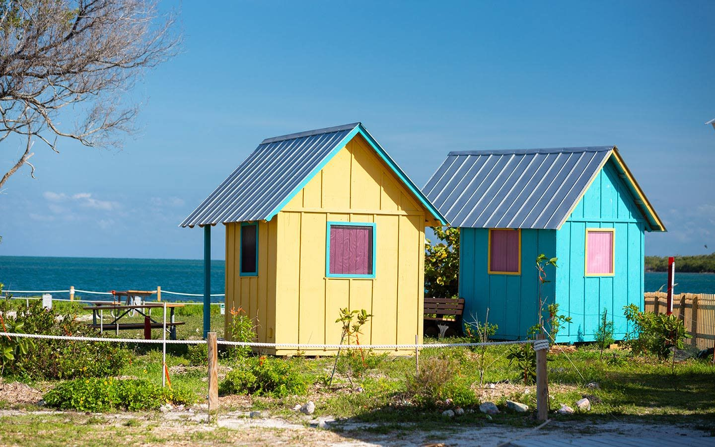 Historic Virginia Key Beach Park Cabins
