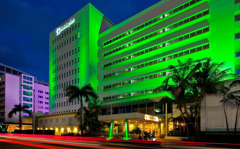 Holiday Inn Miami Beach -Oceanfront
