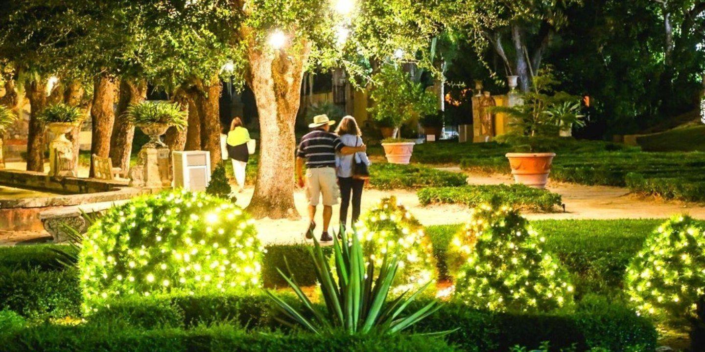 Holiday Nights at Vizcaya