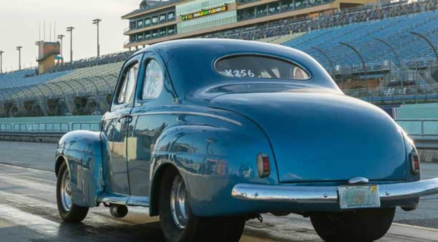 Homestead-Miami Speedway Fastlane Fridays Vintage Ride