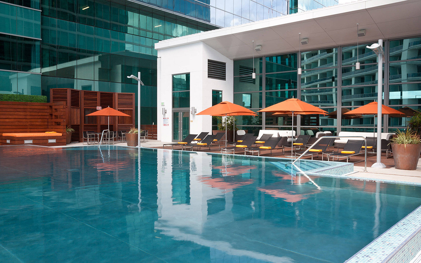 Hotel Beaux Arts Miami Schwimmbad