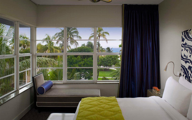 Breakwater Hotel Guest Room