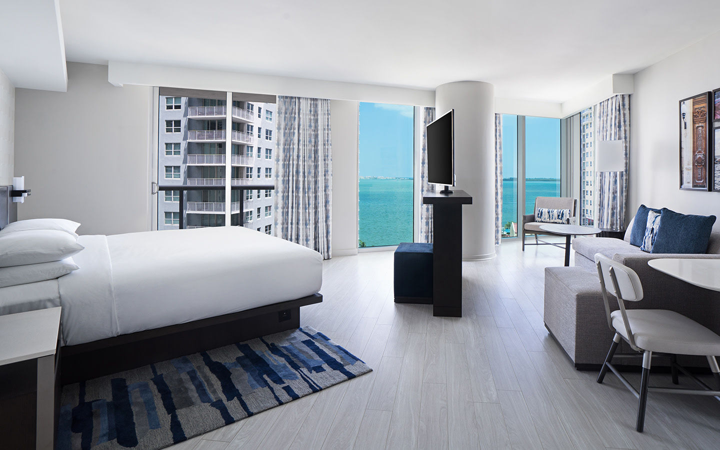 Hyatt Centric Brickell Miami Chambre Junior Suite