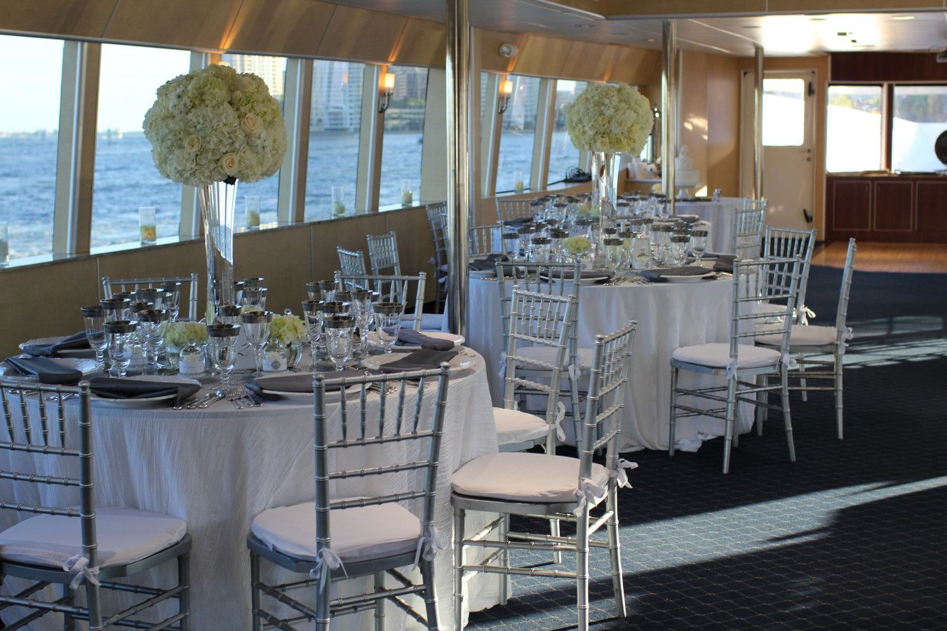 Wedding Dinning Area