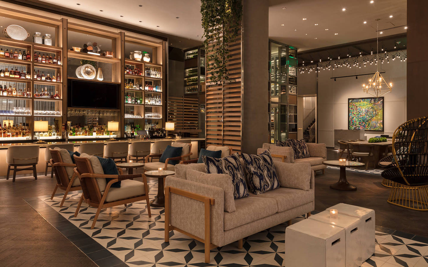 Boulud Sud - Lounge and Bar
