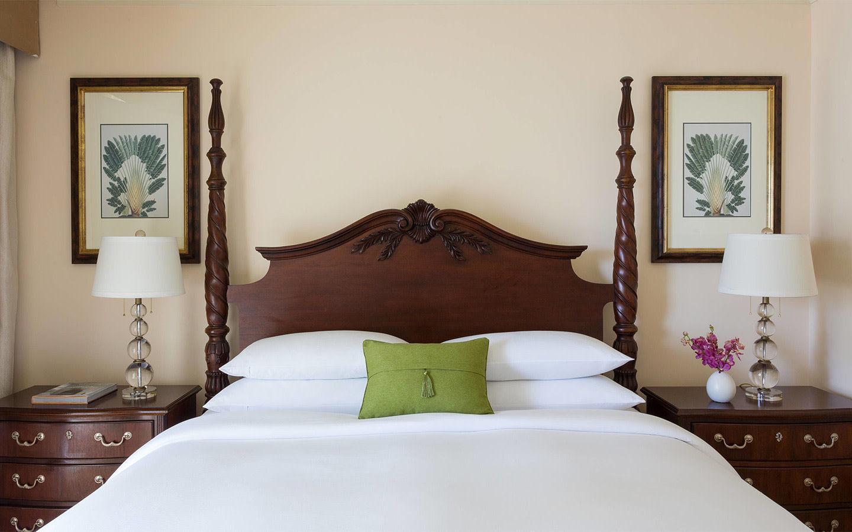 Ein Schlafzimmer Suite