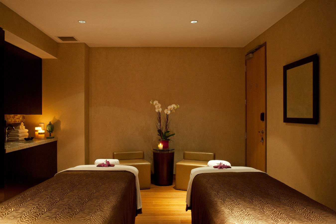 Enliven Spa Treatment Room