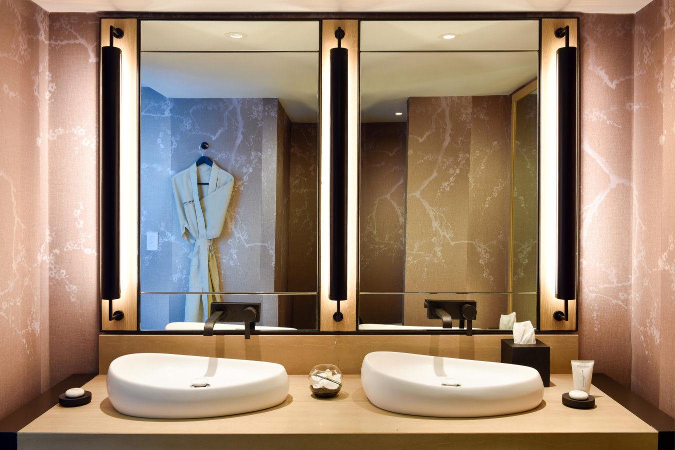 Suite Zen King avec Vue sur l'Océan - Nobu HotelMiami Beach