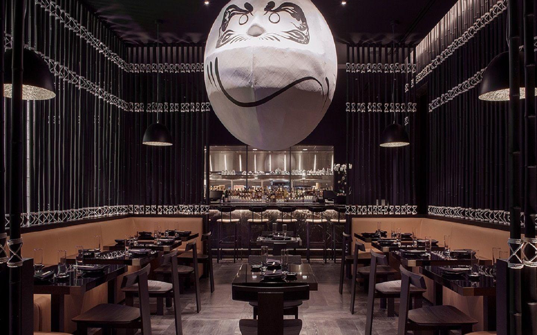 Katsuya Dining Room