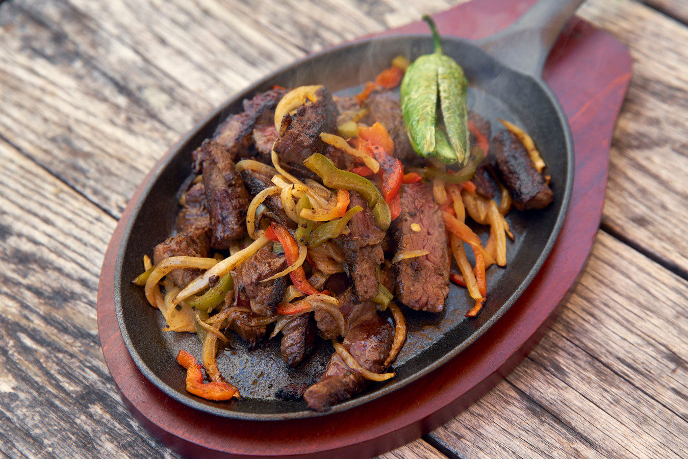Craving fajitas? You've come to the right place!