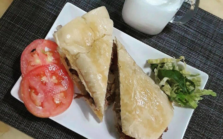 La Esquina del Pan con Bistec