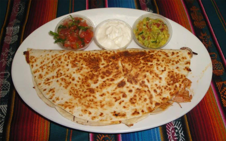 La Quebradita Mexican Restaurant Grill