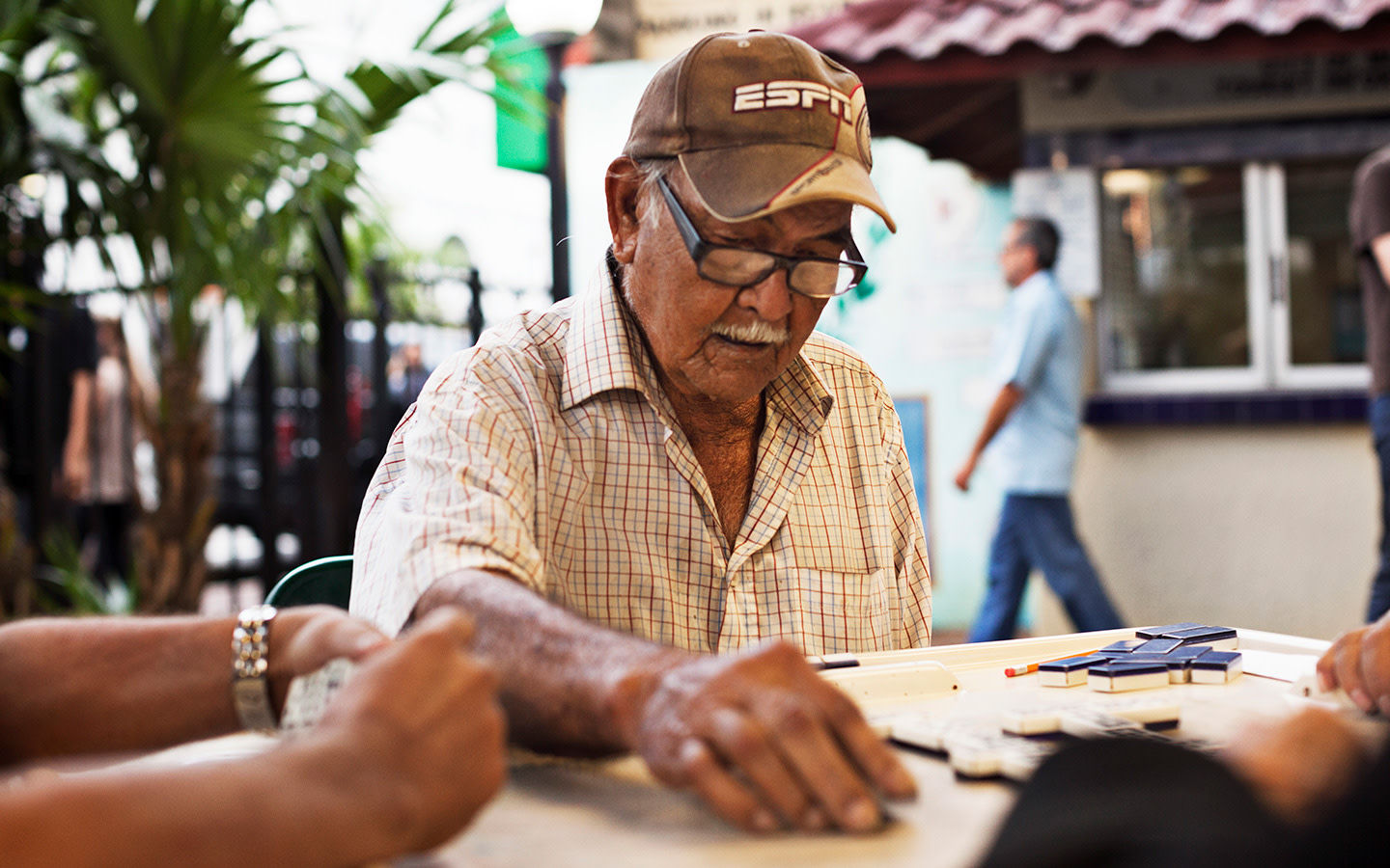Little Havana's Domino Park
