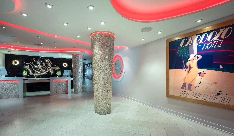 Cardozo South Beach Lobby