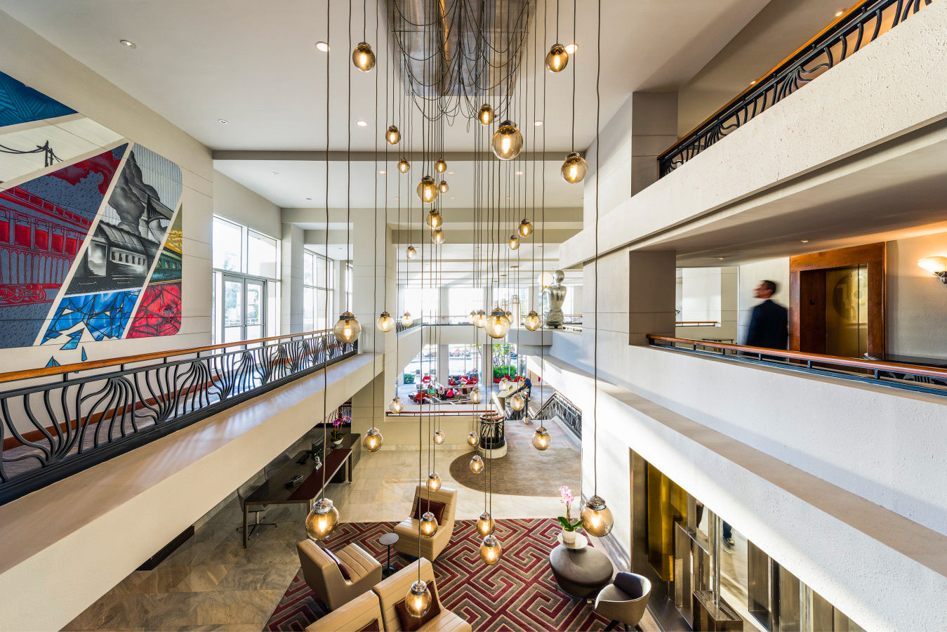 Lobby Area - Pullman Miami