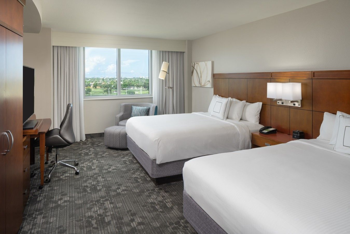 All New Guest Rooms