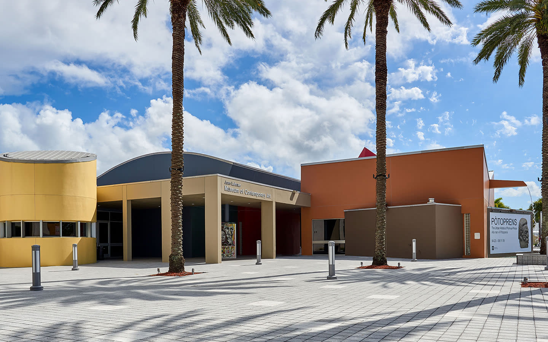 Museum of Contemporary Art, North Miami
