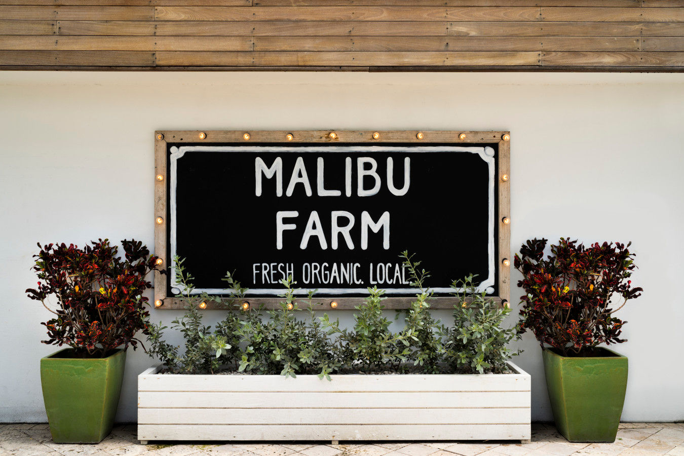 Malibu Farm Miami Beach