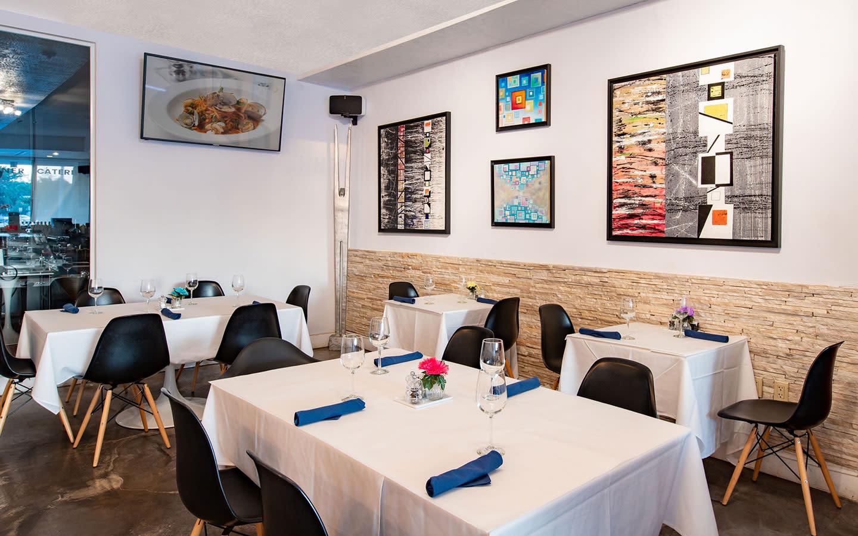 MandV Cafe Interior