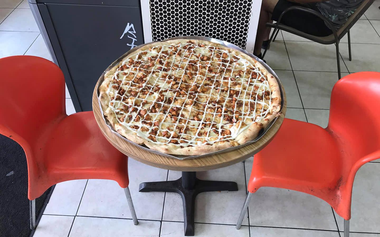 Mega Pizza