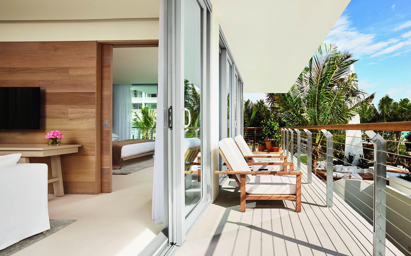 Suite Bungalow frente al mar