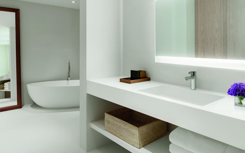 Bungalow Penthouse salle de bain
