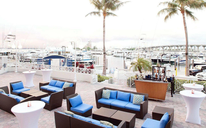 Bayside seating
