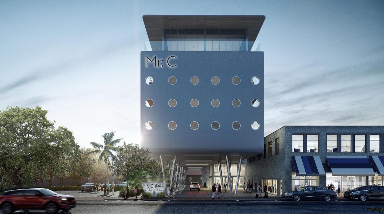 Mr. C Hotel